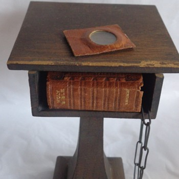Mini Bible D. Bryce and Sons Glasgow 1901 - Books