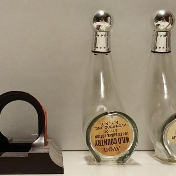 Various Avon Bottles