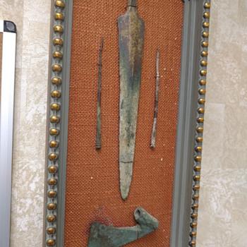 Old Metal Tools