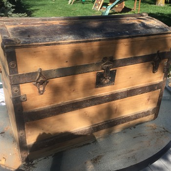 My Mother's Trunk - Furniture