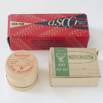 Vintage Office Items…...