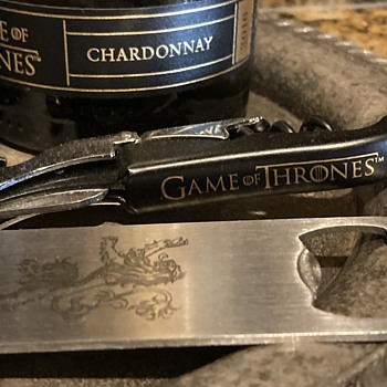 Game of Thrones Corkscrew and Bottle Opener - Kitchen