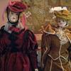 1850's French Fashion Sample Dolls