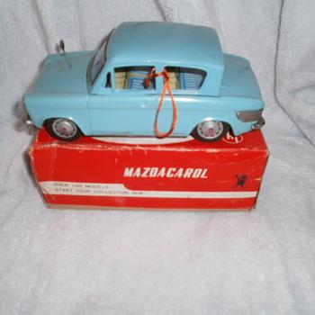 Mazda Carol - Model Cars