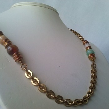 Miriam Haskell Beaded Chain