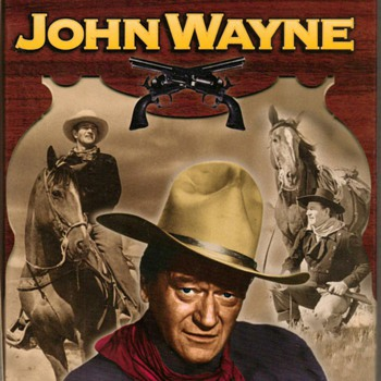 1997 - John Wayne VHS Tapes Set
