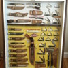 1977 Western Knife Display Hardware Store