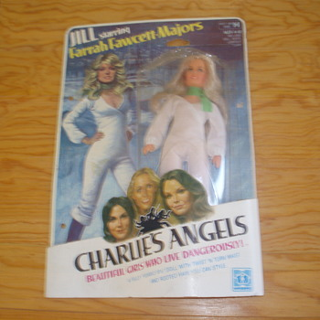 CHARLIES ANGELS 1977 FARRAH FAWCET DOLL - Dolls