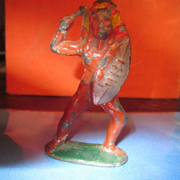 indian figurine - Native American