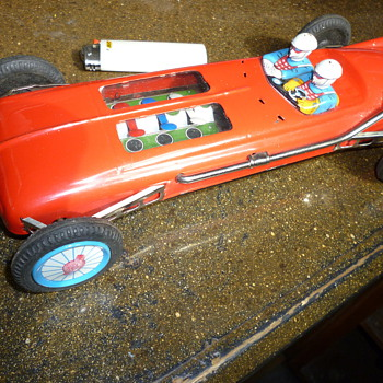 Toys from the past - Model Cars