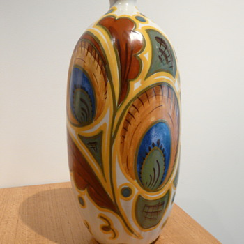 ZUID HOLLAND GIN BOTTLE - Pottery