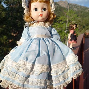 """Madame Alexander Southern Belle 8""""  - Dolls"""