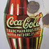 Coca Cola Porcelain Sign