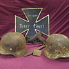 WW II Ground Dug German Relics