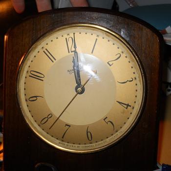Hammond Clock Como Model - Clocks