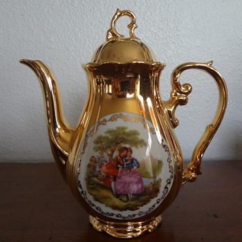 Bavaria Germany Tea Set - China and Dinnerware