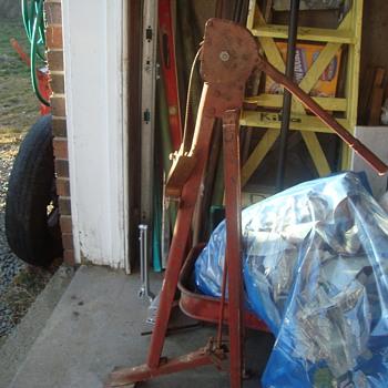 more garage stuff - Petroliana