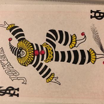 Dancing Jokers - Cards