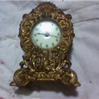 Waterbury Clock  1878.
