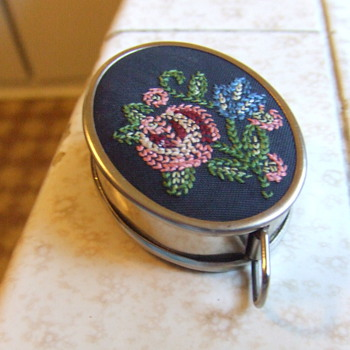 Embroidered Sewing measuring tape made in Germany - Sewing