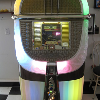1946 AMI 'Model A' Jukebox - Coin Operated