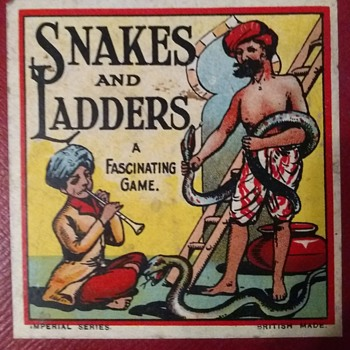 Snakes and Ladders! How Old Is This Game? - Games