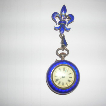Another watch that I would like information about please. - Pocket Watches