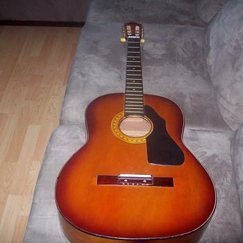 Parlor guitar - Guitars