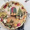 Royal Albert Christmas plate