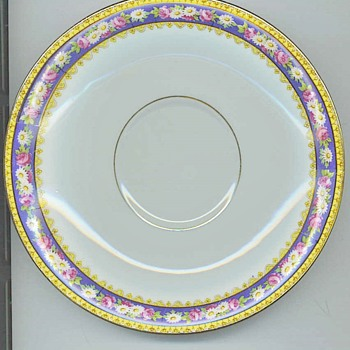Limoges unknown pattern