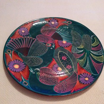 POTTERY CHARGER - Pottery