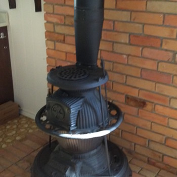 Can you tell us anything about this railroad stove