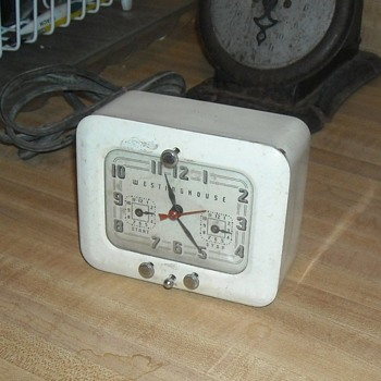Westinghouse Clock/Timer for Westinghouse Roaster - Clocks