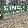 Neon Sinclair Sign