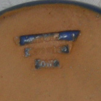 Unknown pottery markings - Pottery