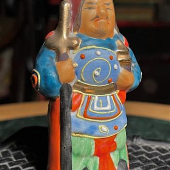 Satsuma Style Samurai - Asian