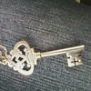 My Skeleton Key Neckless