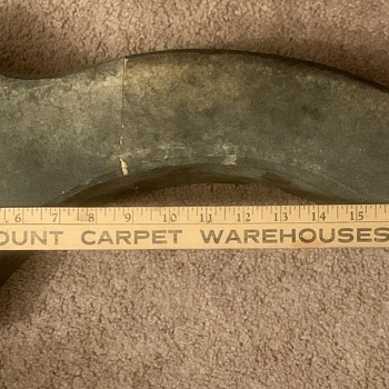 Historic Glass Factory Artifact WHAT IS IT? - Tools and Hardware