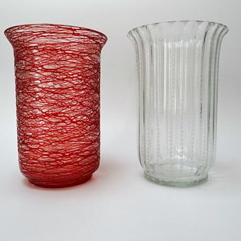 Ernst Steinwald (or Wilhelm Kralik ?) - Art Glass