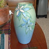 "My Favorite Weller Vase marked TS and 7"" high."