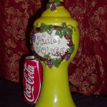 ~My new collection of grape items~ - Pottery
