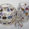 Borske Skloe Glass Bell - With Label - Nemo