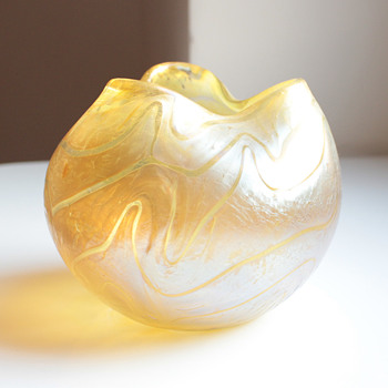 Fritz Heckert Silberband - Art Glass