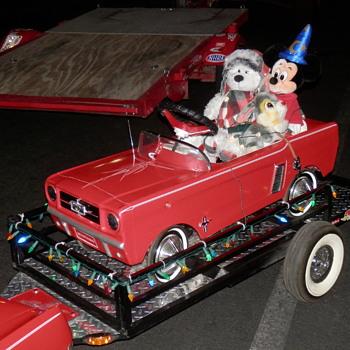 Mini Me Mustang - Toys