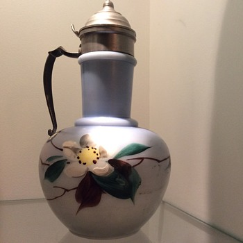 Vintage Maple Syrup Pitcher
