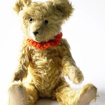 Furry French Bear - Dolls
