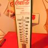 1905-1910 Coca-Cola Thermometer