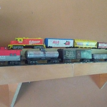 1947 Marx 999 - Model Trains
