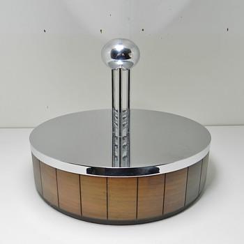 EERO SAARINEN General Motors Tech Center Box - 1950's