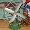 Made-Rite Electric Desk Fan